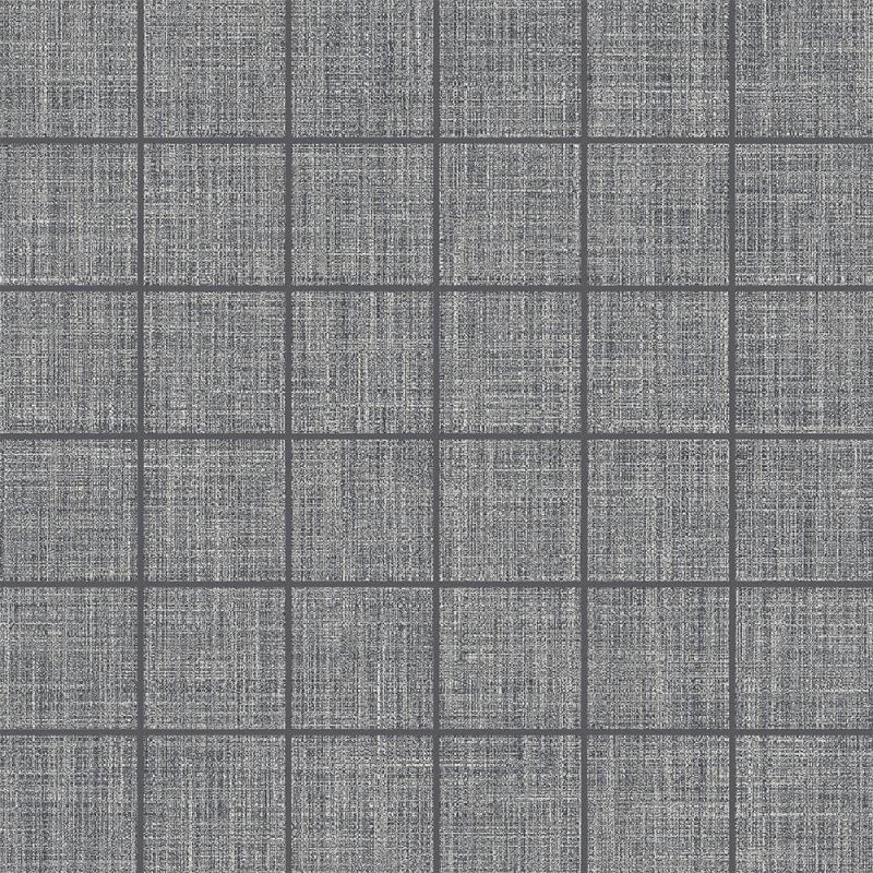 Mosaico Linho Dark Gray