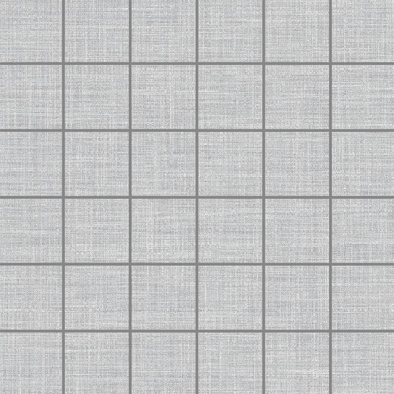 Mosaico Linho Light Gray