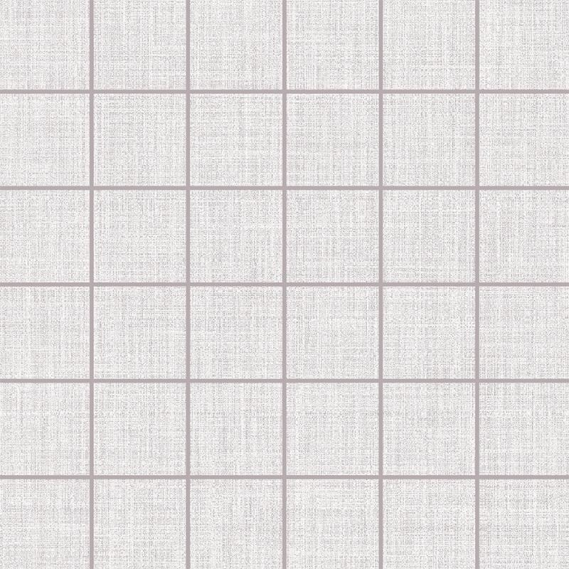 Mosaico Linho Off White